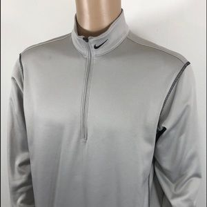 NIKE Golf Tour Perfomance Mens Therma-Fit Pullover